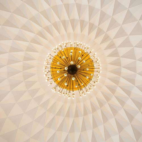 Are Statement Ceilings Going to be 2018's Biggest Trend?